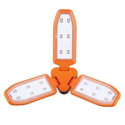 Suaoki solar panel foldable LED lartern Portable Collapsible