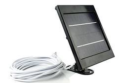 POPMAS Solar Panel for ARLO PRO/ARLO PRO 2,360° Adjustable