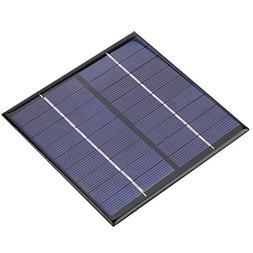 Yosooo Solar Panel Mini Portable DIY Power Module Battery Ch