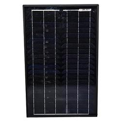 Mighty Max Battery 30 Watts Solar Panel 12V Mono Battery Cha