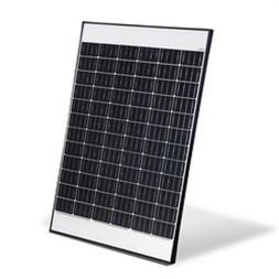 Aleko Solar Panel - Monocrystalline - 12V - 200W