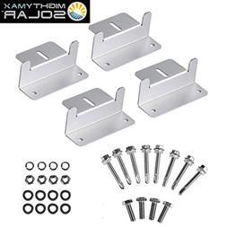 Mighty Max Battery Solar Panel Mounting Z Bracket kit for 30