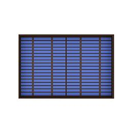 DPJ 18V 556mA 10Watt 10W Solar Panel Standard PET polycrysta