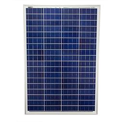Eight24hours 100 Watts 100W Solar Panel 12V Poly Off Grid Ba