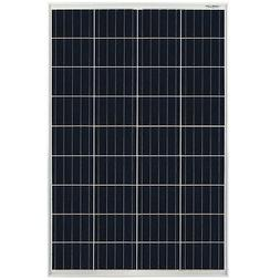 Mighty Max 100 Watt Solar Panel 12V Poly Off Grid Battery Ch