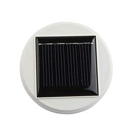 Solar Panel Top Replacement for Table Lights, Diameter is 3.