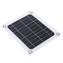 Solar Panel System,Awakingdemi5V 5W Solar Charging Panel Bat