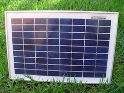 Solar Powered Outdoor 20 Watt Garden Water Pump Landscape Fo