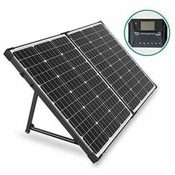 Solar Panels 100 Watt 12 Volt Off Grid Monocrystalline Porta