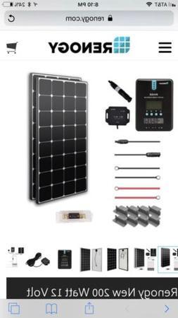solar panels 100 watts each