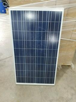 solar panels 100 watts, lot of 4 panels