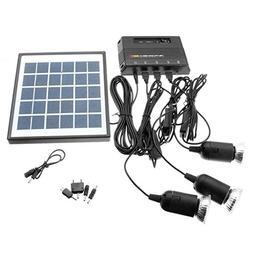Outdoor Solar Panels - Outdoor Solar Panel Kit - 6V 4W Outdo