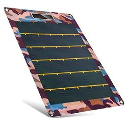 Sulprewopi Solar Cell Charger 7.7W - Flexible Roll Up CIGS S