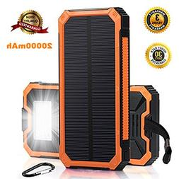 Portable Solar Charger Solar Cell Phone