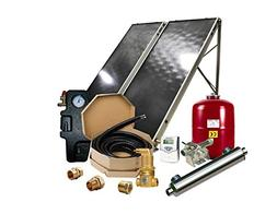 Northern Lights Group Solar Pool Heater -Flat Panel Collecto