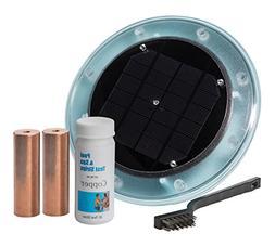 Peak Products Solar Pool Ionizer, Kills Algae Using 85% Less
