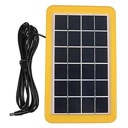 GGGarden 3W Solar Power System Solar Panel Charging Generato