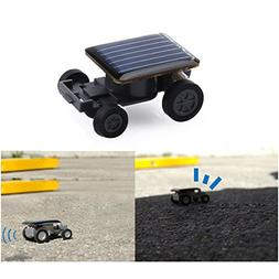 1pc Solar Power Toy Racer Children Education Gadget Tool