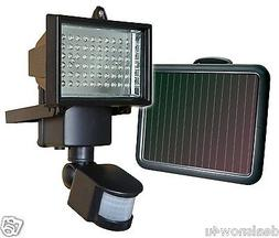 solar powered 60 motion security
