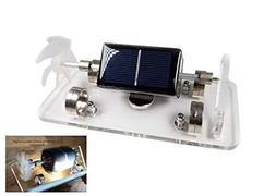 usmile Solar Powered Mendocino Motor Magnetic Levitating Edu