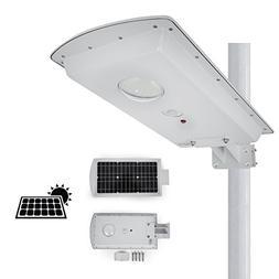VEVOR Solar Street Light Outdoor 30W Solar LED Lights Outdoo