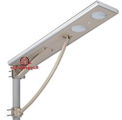 30 Watt LED Solar Street Light – Over 3,000 Lumen - All in