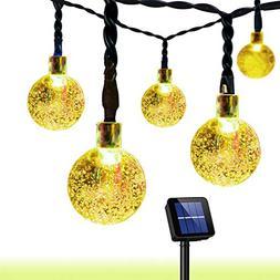 Outdoor Solar String Light Garland 30LED Fairy String Lights