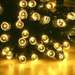 Sogrand Solar String Lights Outdoor Decorative Waterproof 20