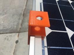 Solar Sun Dial For Bioenno Power Panels