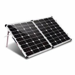 KOMAES SOLAR200 200WATT 12v FOLDING SOLAR PANEL W/CHARGE CON