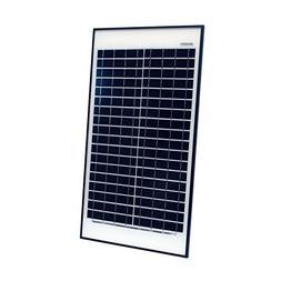 ALEKO SPU25W12V 25 Watt 12 Volt Monocrystalline Solar Panel