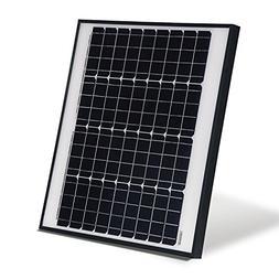 ALEKO SPU50W12V 50 Watt 12 Volt Monocrystalline Solar Panel