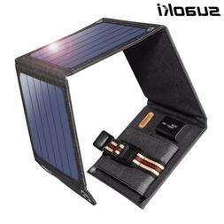 Suaoki Sunpower 14W Portable Solar Kit