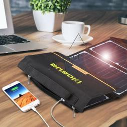 Suaoki 60W Solar Panel Charger Power Supply High Efficiency