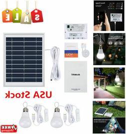 Suaoki Solar Lighting System Portable Home Light Kit for Hom