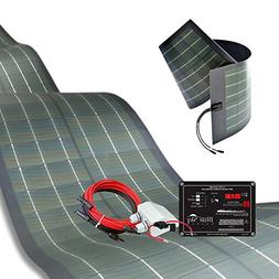 Unlimited Solar SunnyFlex 400 Watt MPPT Flexible RV Solar Ch