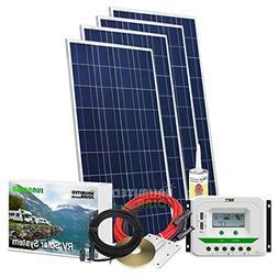 Unlimited Solar Sunroma 600 Watt 12 Volt RV Solar Charging S