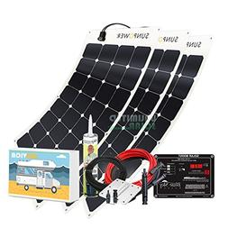 sunvica flexible rv charging system