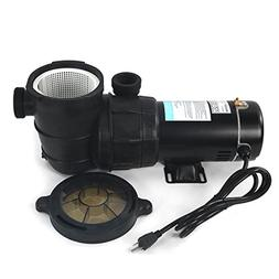 Super Above Ground 1.5 HP Swimming Pool Water Pump 115 Volt