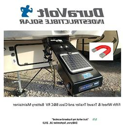 DuraVolt Fifth Wheel & Travel Trailer  magnetic battery main