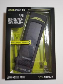 Goal Zero Torch 250 USB Power Hub + Flashlight - NEW IN BOX