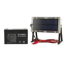 Universal Power Group UB670 6V 7Ah SLA Replacement for Power
