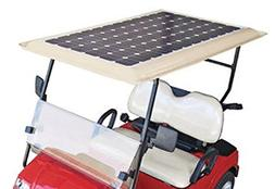Tektrum Universal 160 watt 160w 48v Solar Panel Battery Char