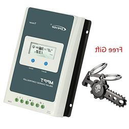 Upgraded 20A MPPT Charge Controller, with LCD Display 100V M