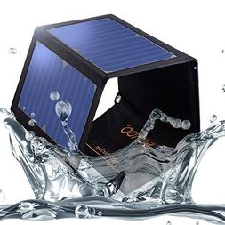 SOKOO 22W 5V 2-Port USB Portable Foldable Solar Charger with