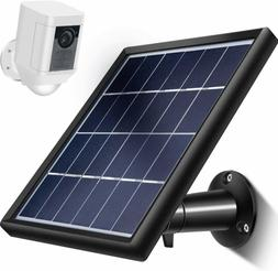 Video Doorbell Solar Panel Unlimited Battery Charger Operato
