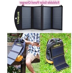 BradfordOutlets Waterproof Quadruple Solar Panel Charger Hig