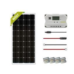 Newpowa 100W Watt Mono Start Solar Charger Kit