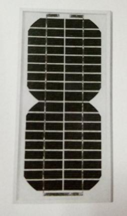 5w Watts Mono Solar Panels Tempered Glass & Al Frame Rvs Boa