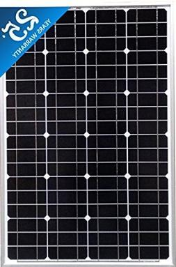 70w Watts Solar Panel, mono, 12v Good for Off Grid, Boats, R